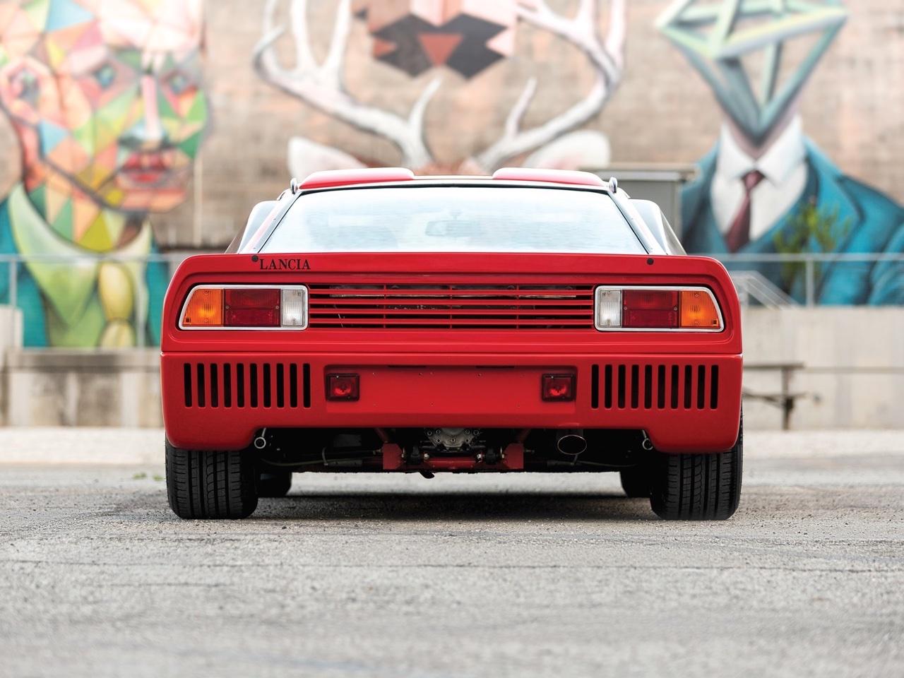 Lancia 037 Stradale... 100% Course ! 7