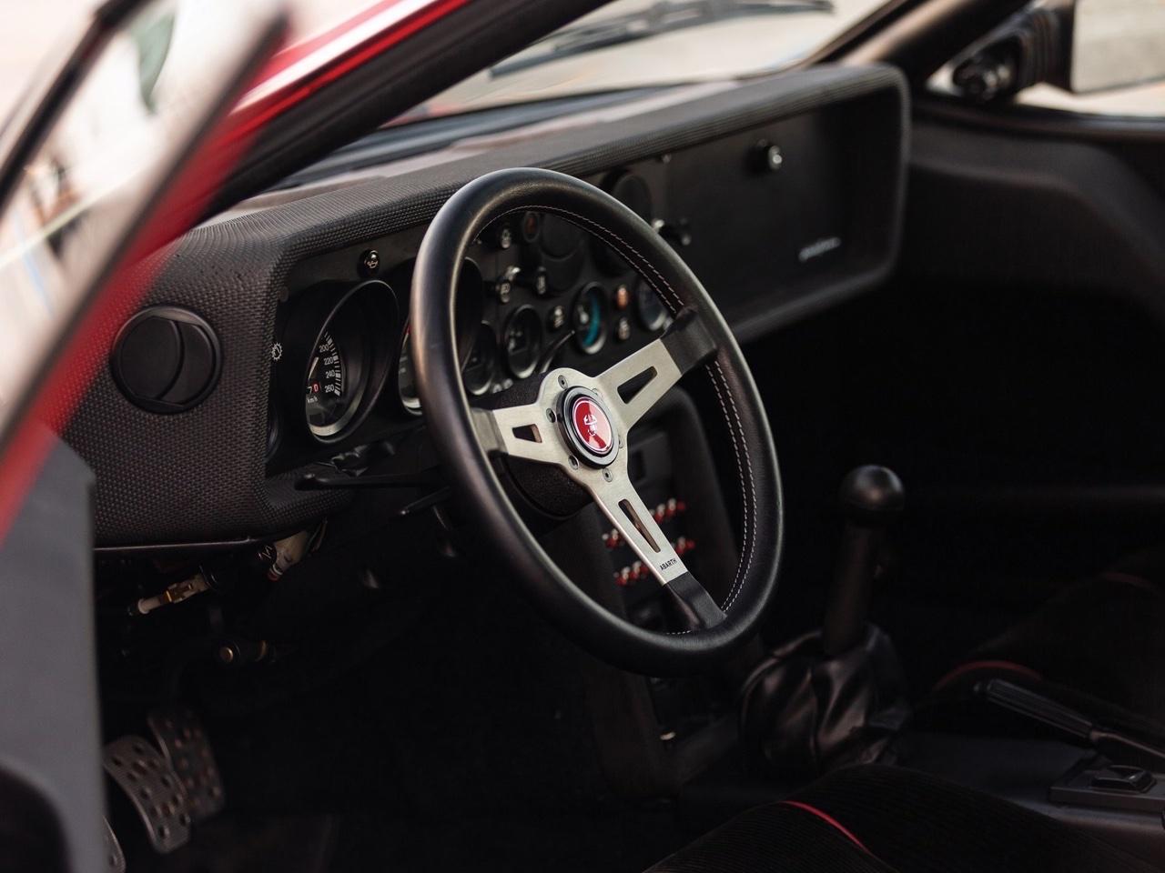 Lancia 037 Stradale... 100% Course ! 16