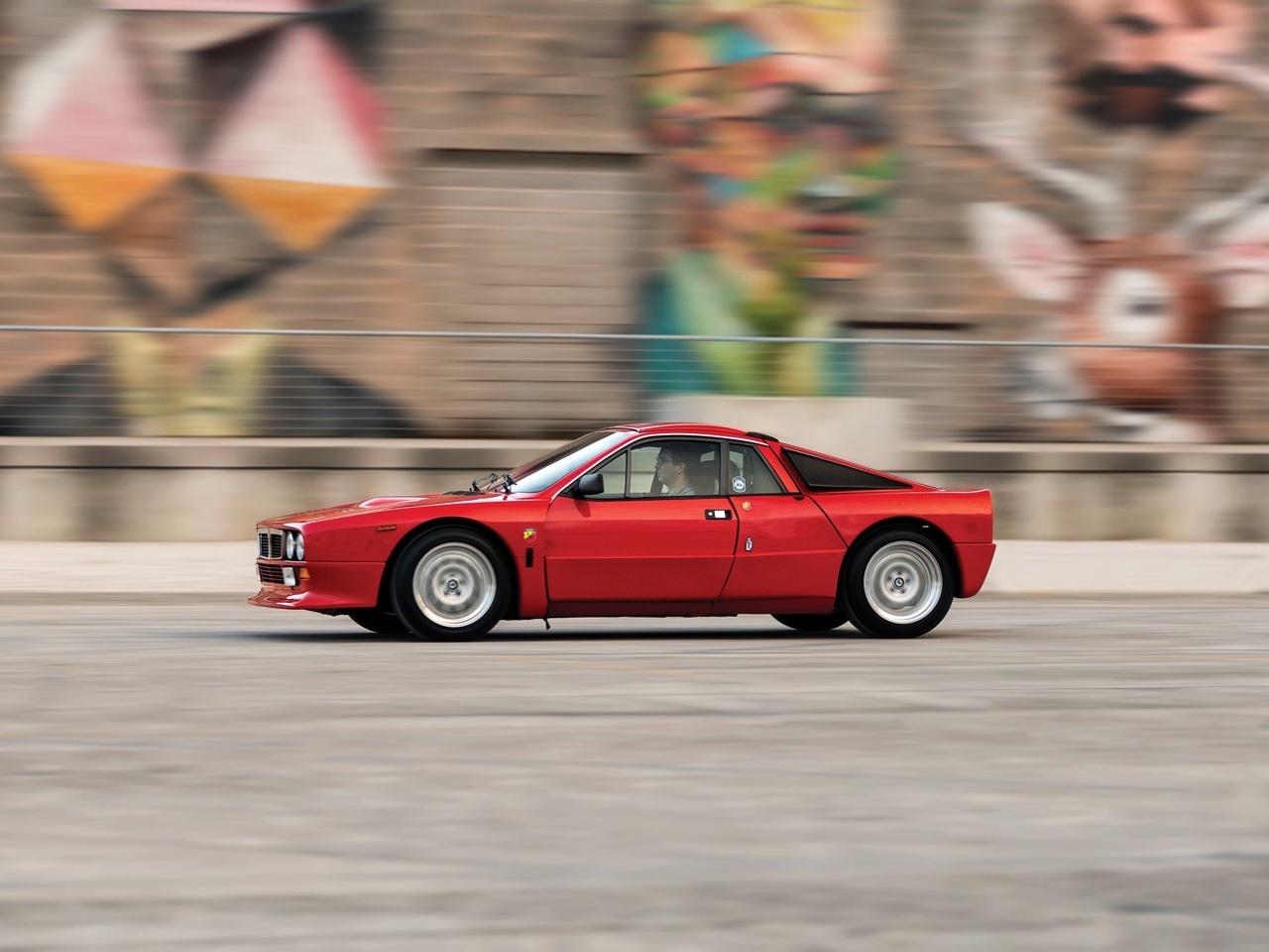 Lancia 037 Stradale... 100% Course ! 26