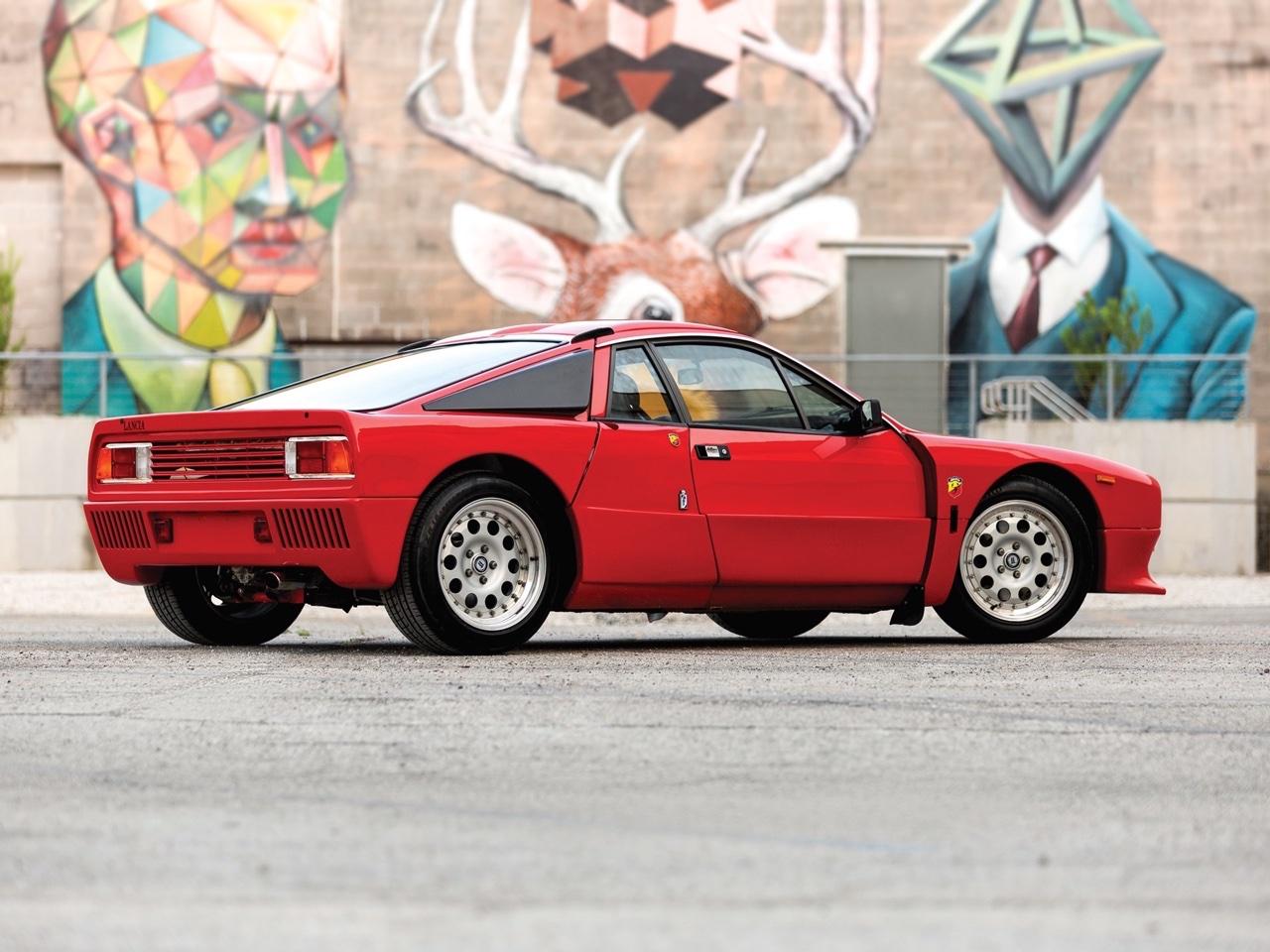 Lancia 037 Stradale... 100% Course ! 8