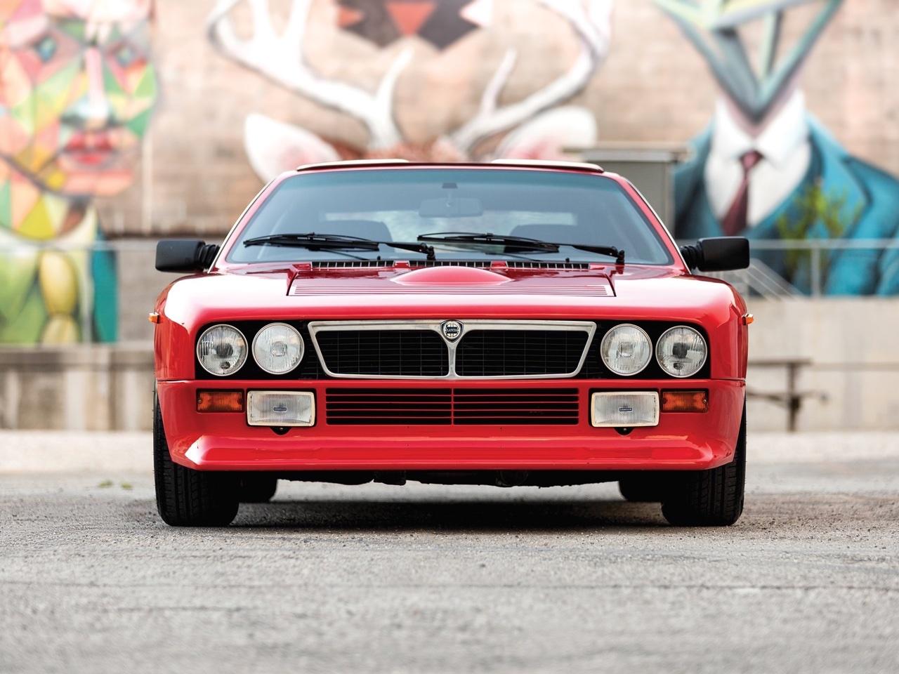 Lancia 037 Stradale... 100% Course ! 6