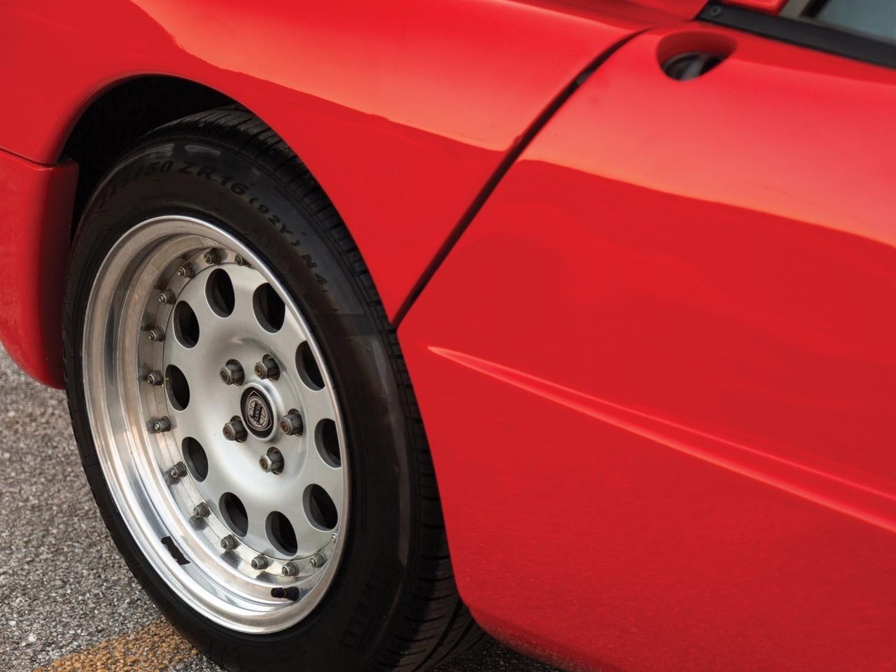 Lancia 037 Stradale... 100% Course ! 3