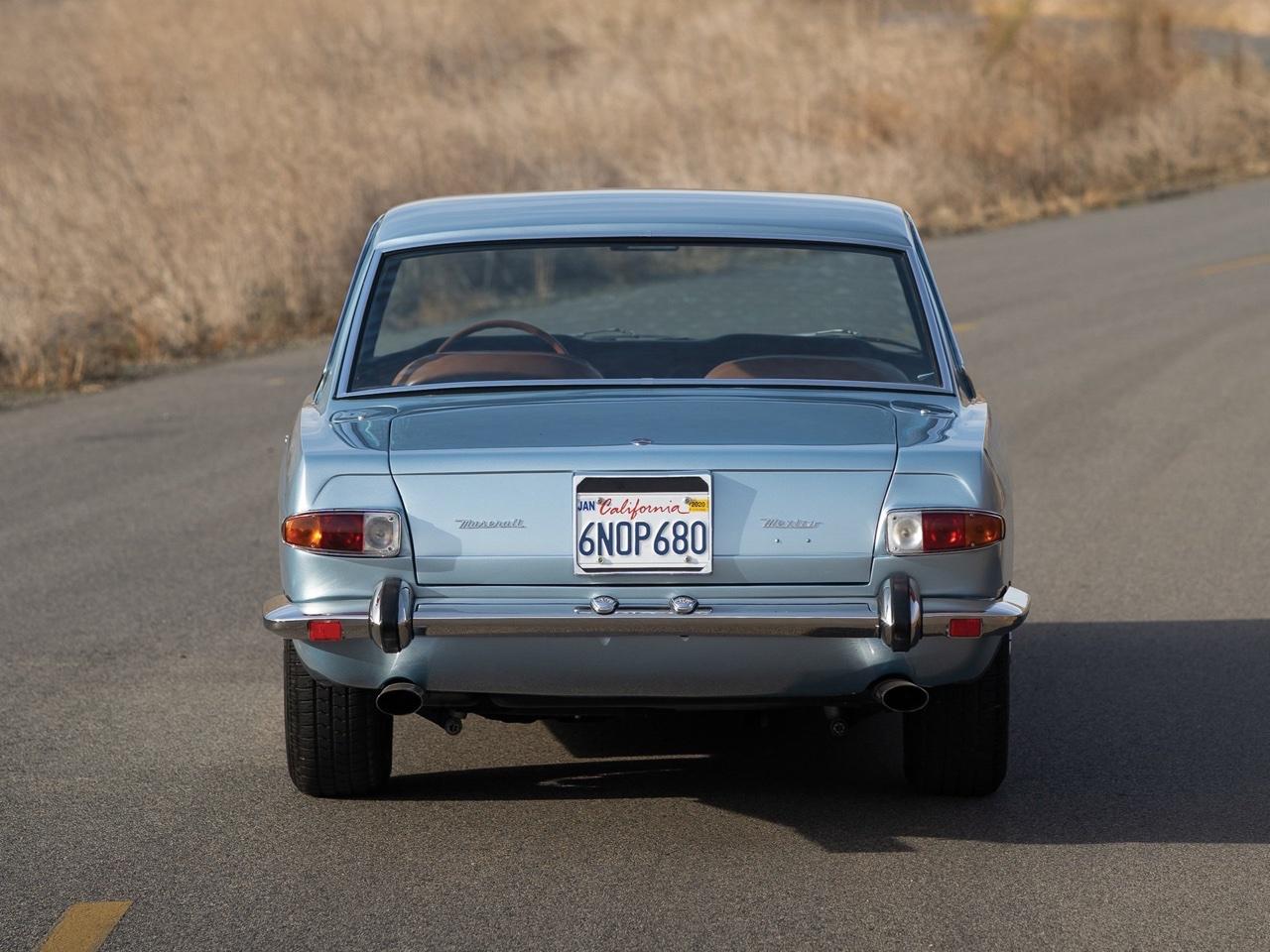 '66 Maserati Mexico - Un pu**** de destin ! 5