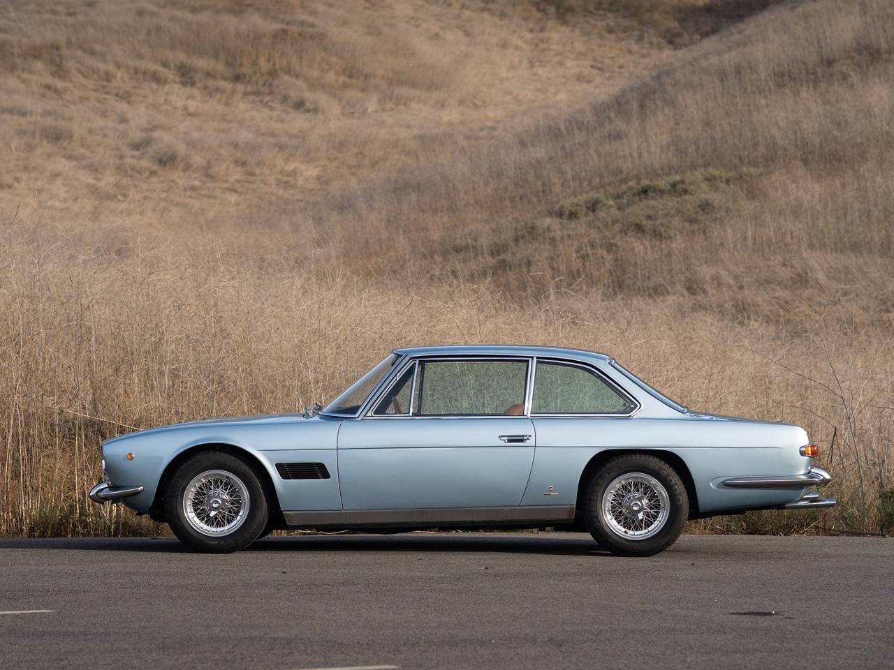'66 Maserati Mexico - Un pu**** de destin ! 16