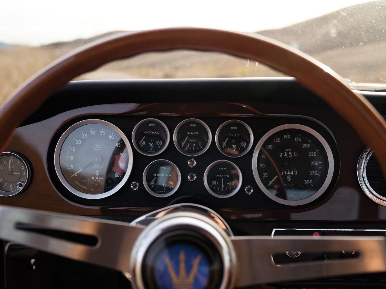 '66 Maserati Mexico - Un pu**** de destin ! 15