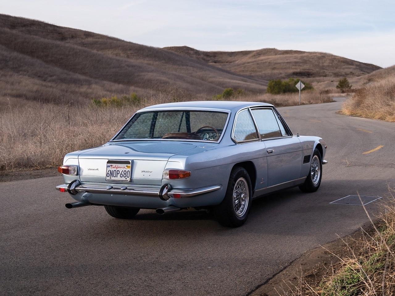 '66 Maserati Mexico - Un pu**** de destin ! 8