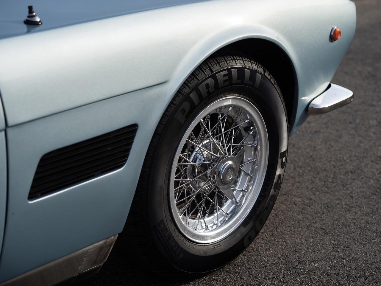 '66 Maserati Mexico - Un pu**** de destin ! 12
