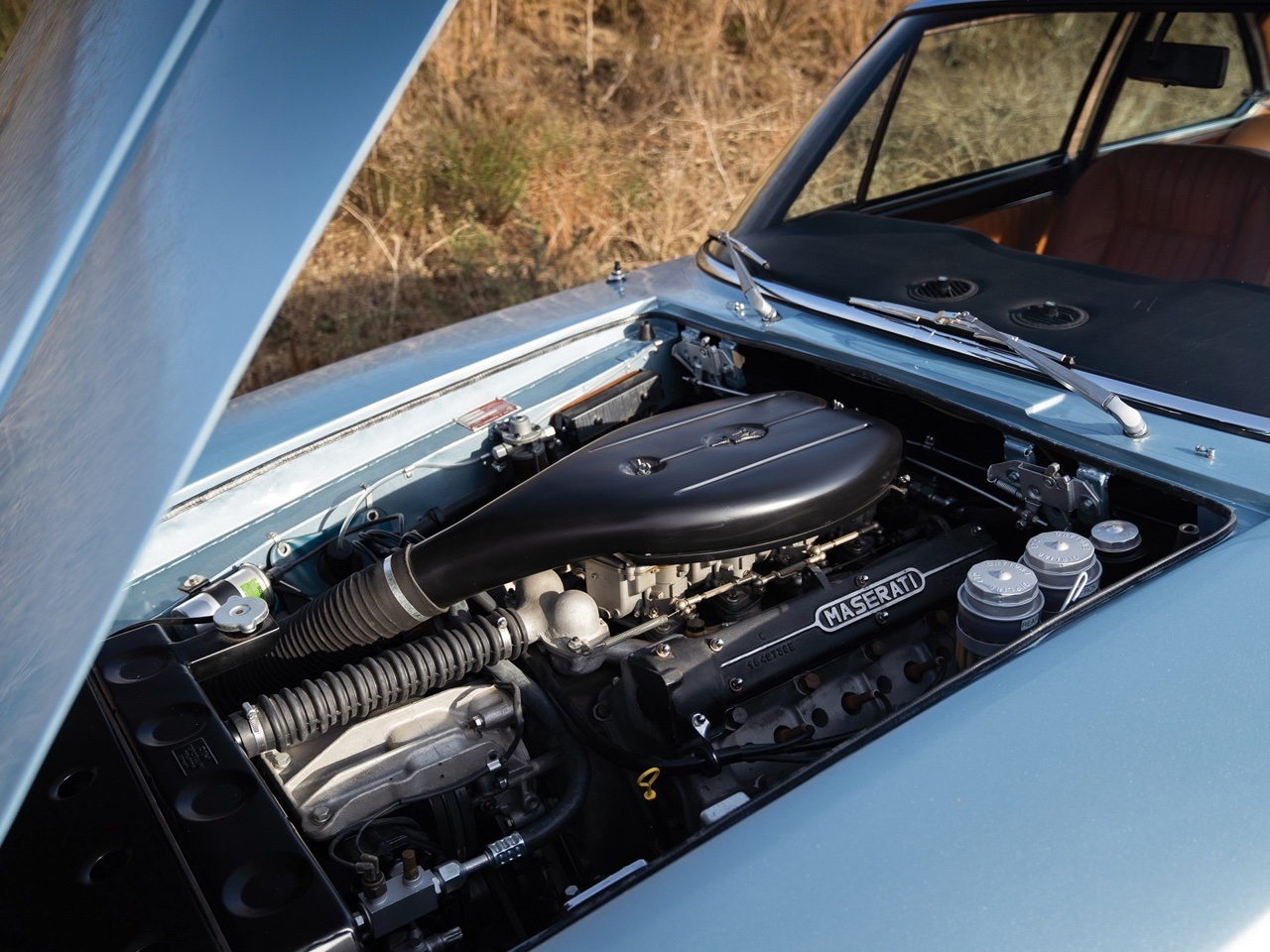 '66 Maserati Mexico - Un pu**** de destin ! 11