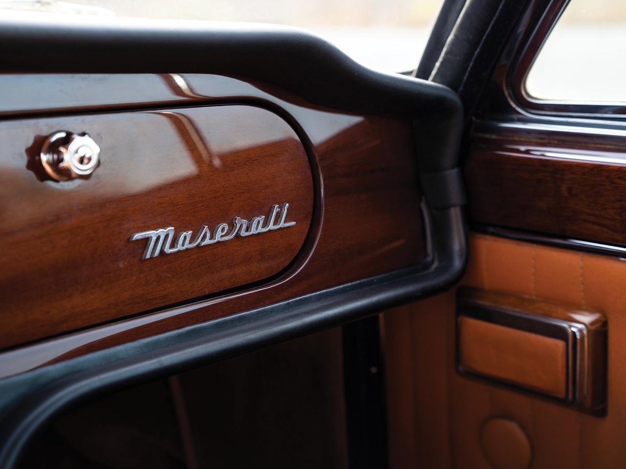 '66 Maserati Mexico - Un pu**** de destin ! 9