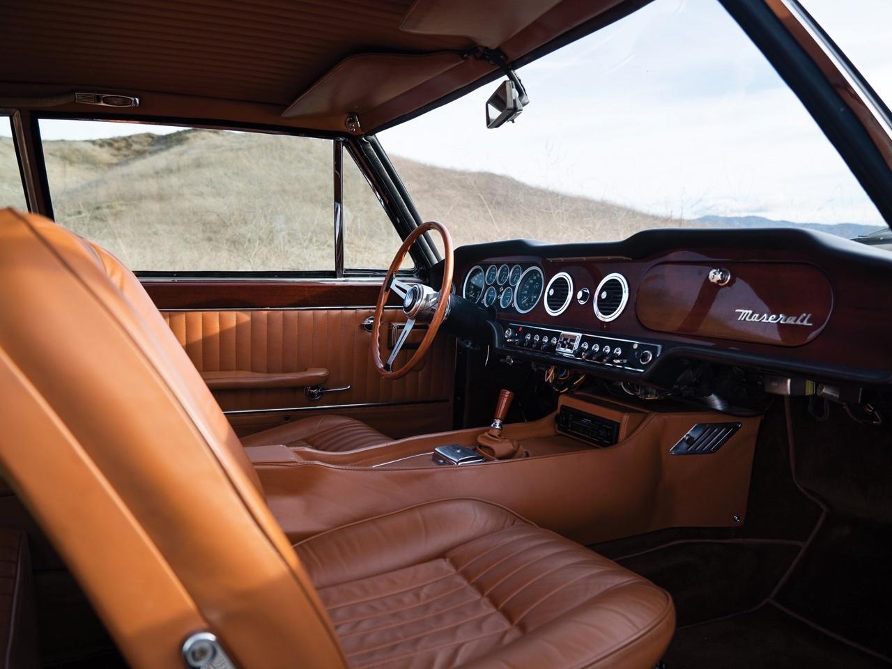 '66 Maserati Mexico - Un pu**** de destin ! 13