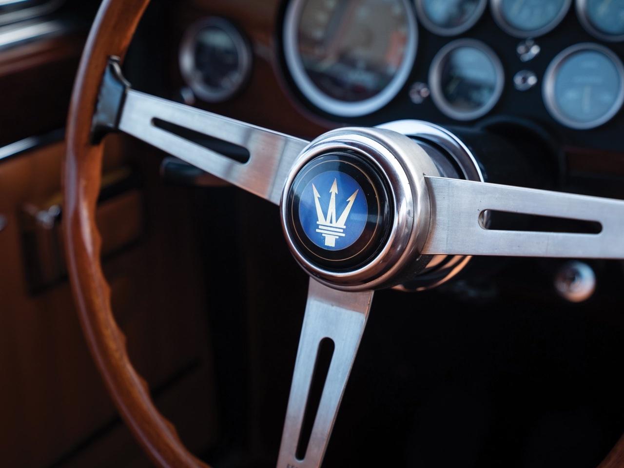 '66 Maserati Mexico - Un pu**** de destin ! 7