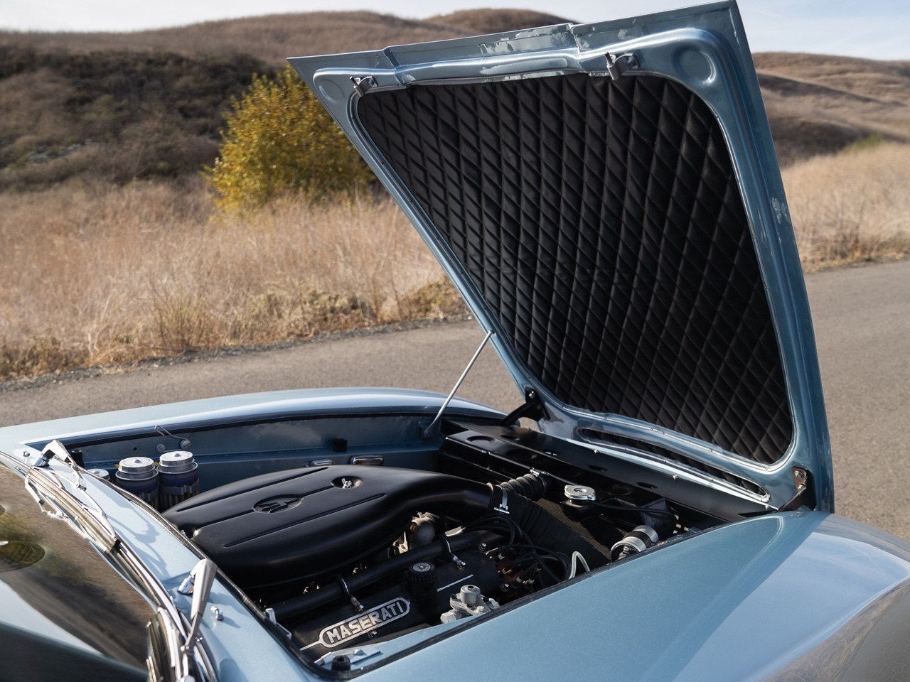 '66 Maserati Mexico - Un pu**** de destin ! 10