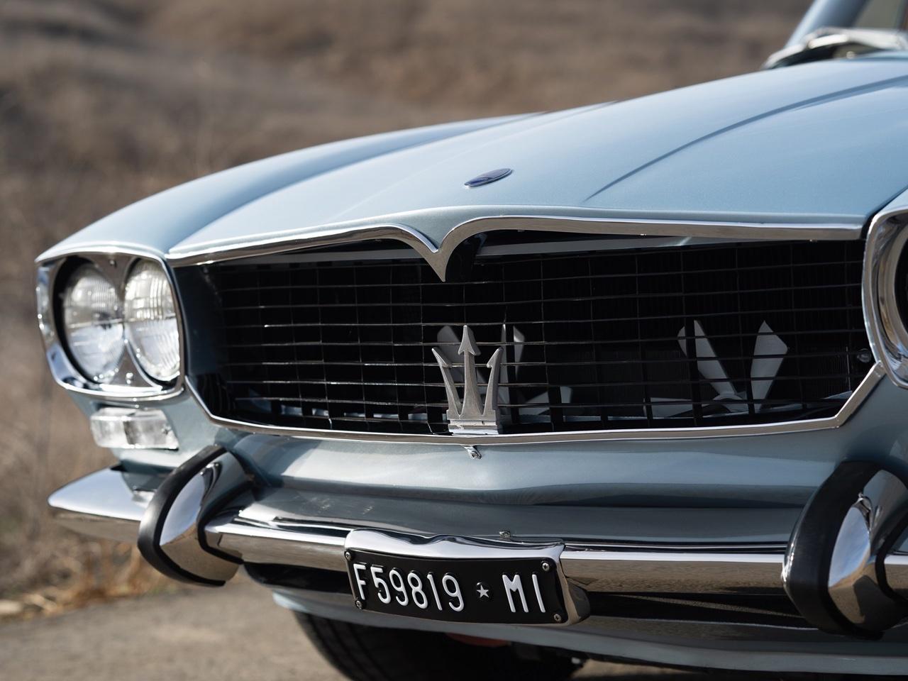 '66 Maserati Mexico - Un pu**** de destin ! 2