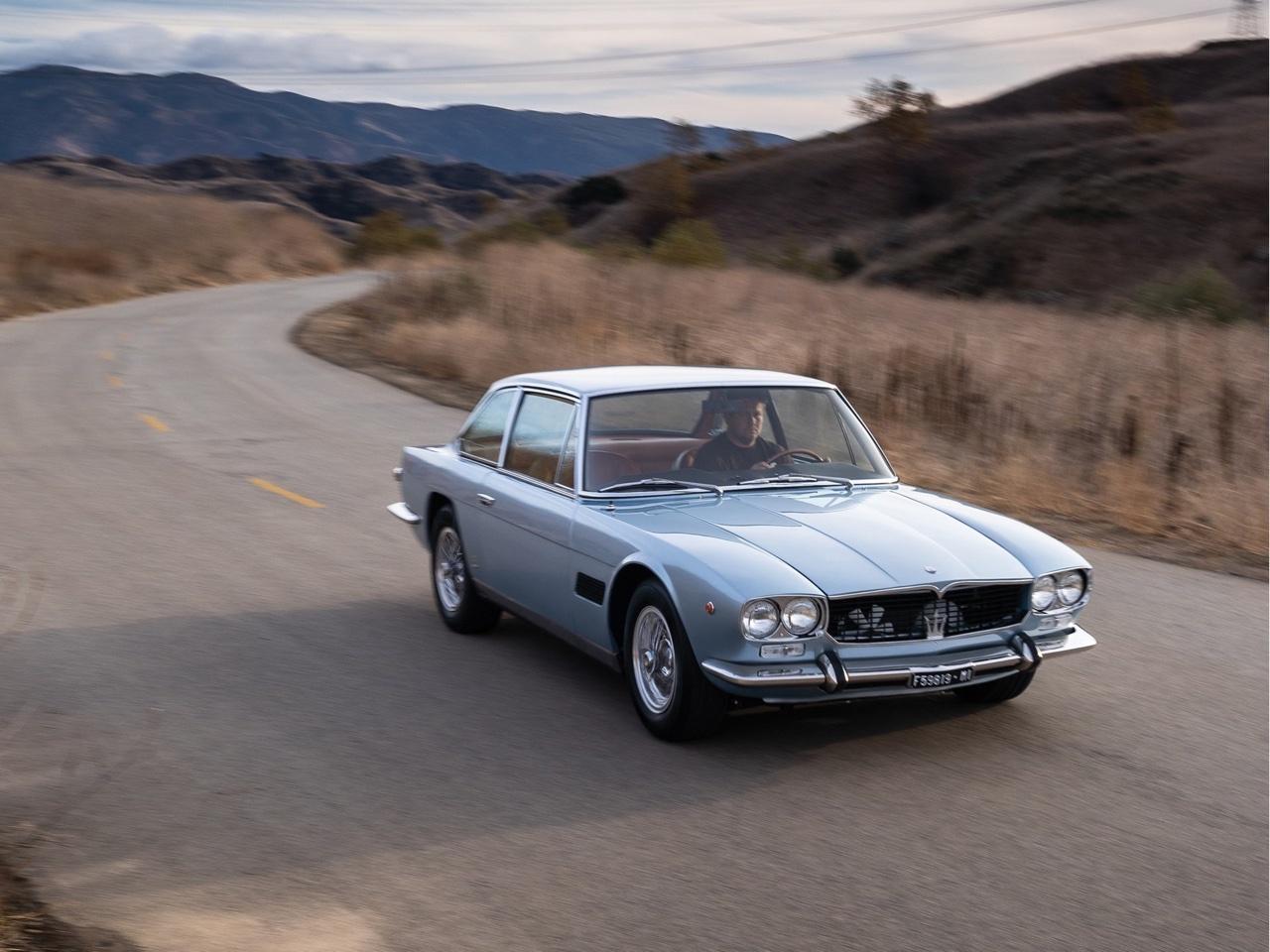 '66 Maserati Mexico - Un pu**** de destin ! 3