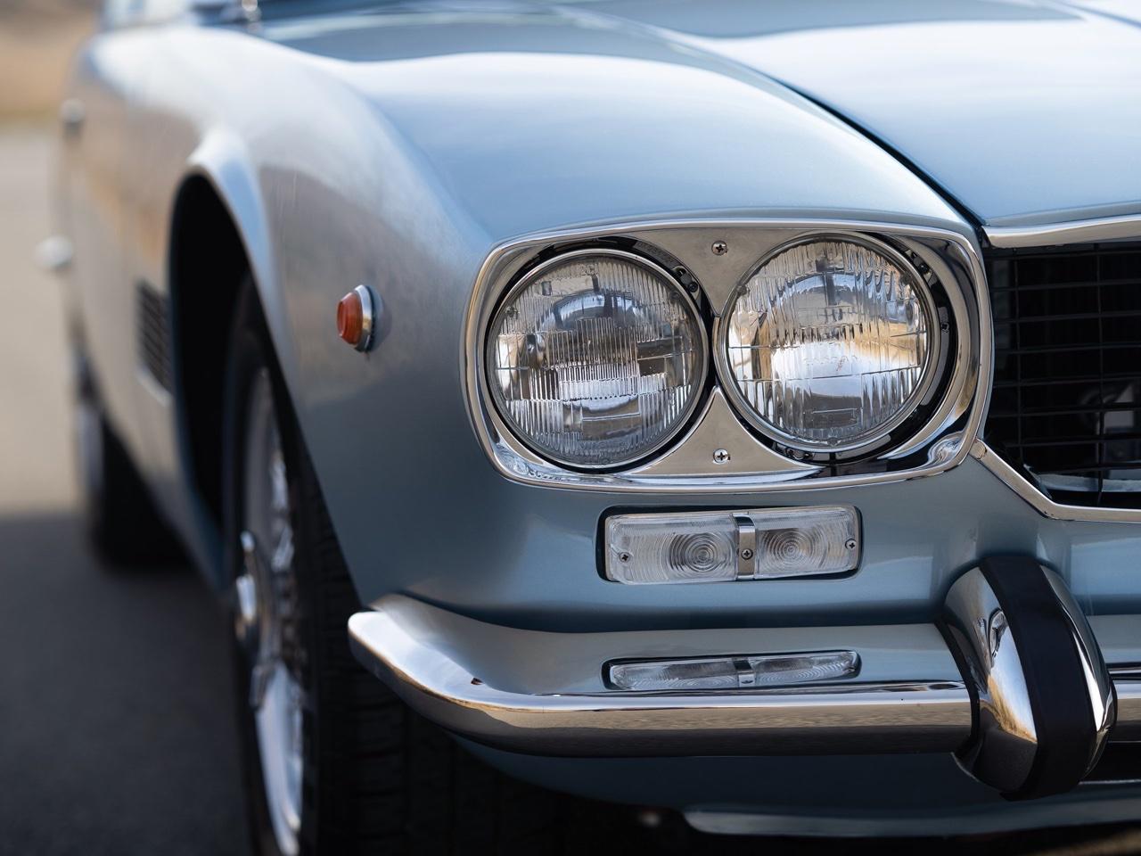 '66 Maserati Mexico - Un pu**** de destin ! 1
