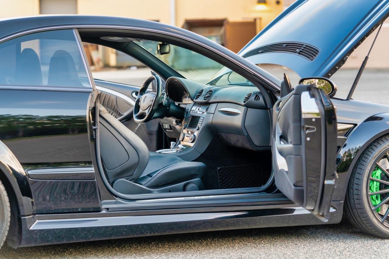 Mercedes CLK 63 AMG Black Series - Enervée ! 12