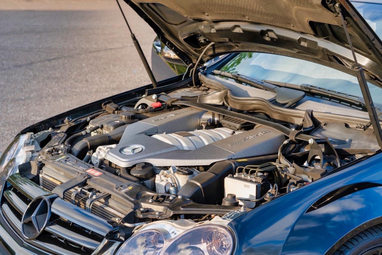 Mercedes CLK 63 AMG Black Series - Enervée ! 8