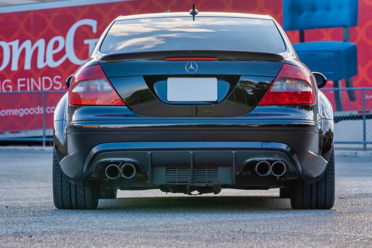 Mercedes CLK 63 AMG Black Series - Enervée ! 6