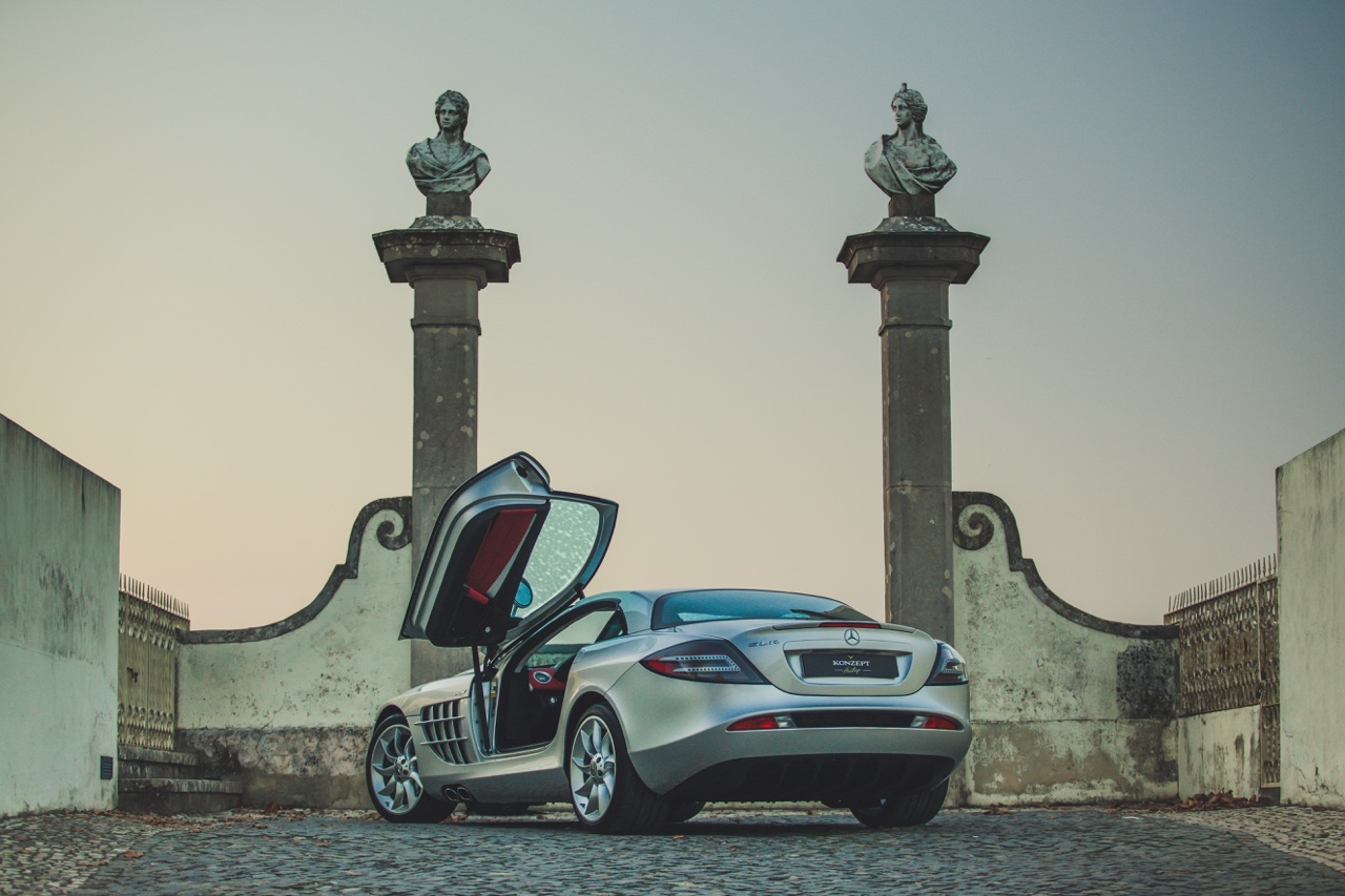 Mercedes SLR McLaren Stirling Moss - Bouquet final ! 4