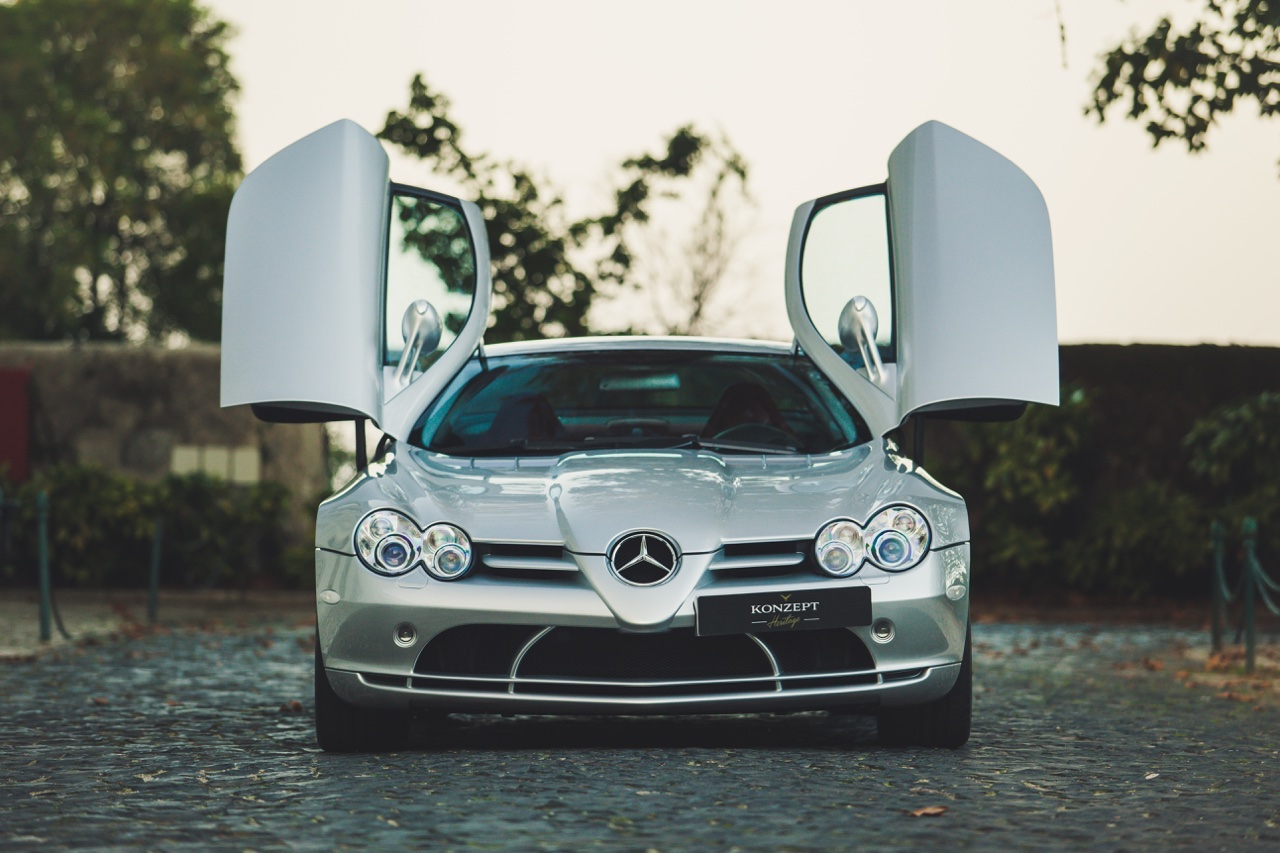 Mercedes SLR McLaren Stirling Moss - Bouquet final ! 7