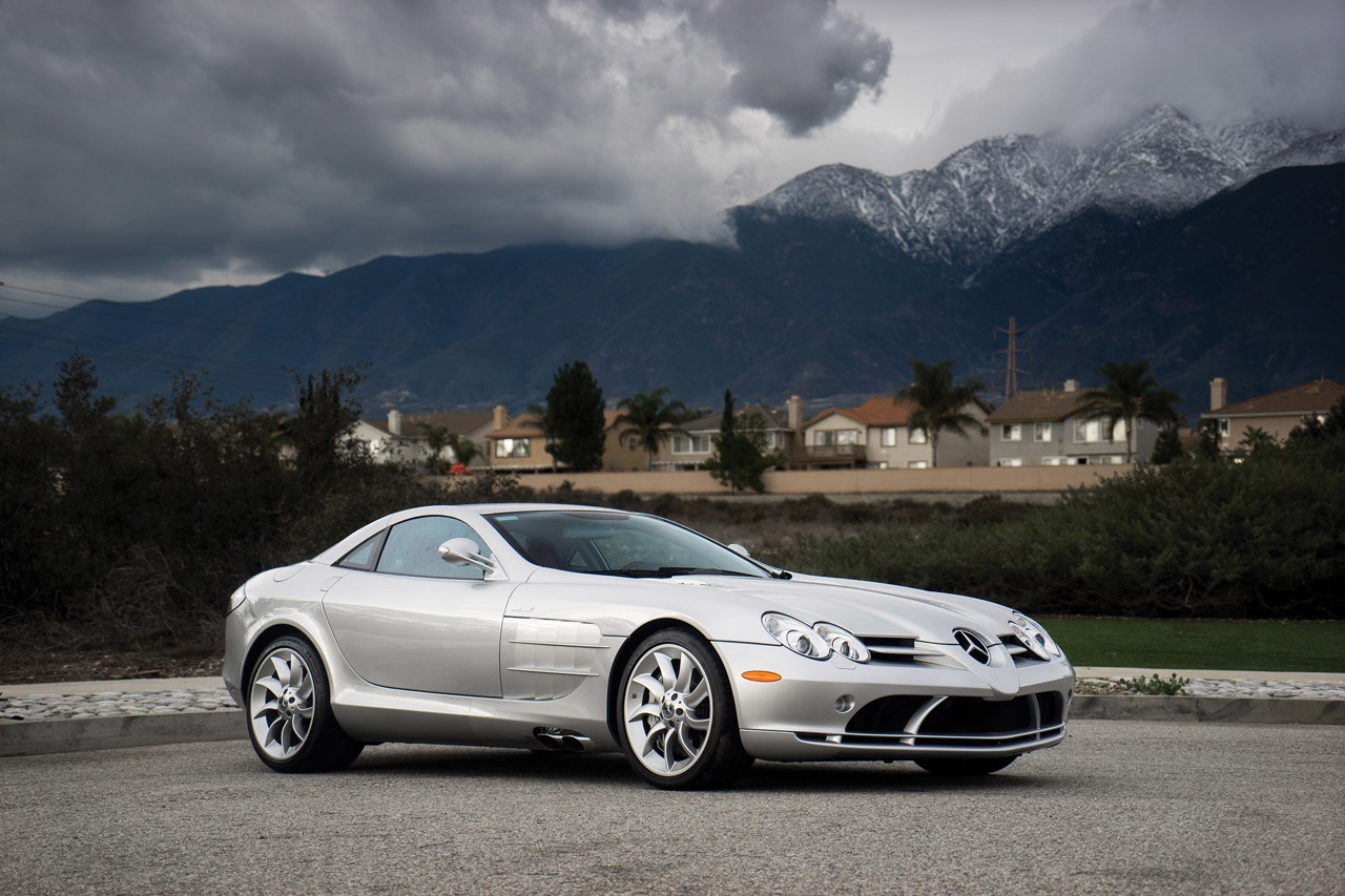 Mercedes SLR McLaren Stirling Moss - Bouquet final ! 3