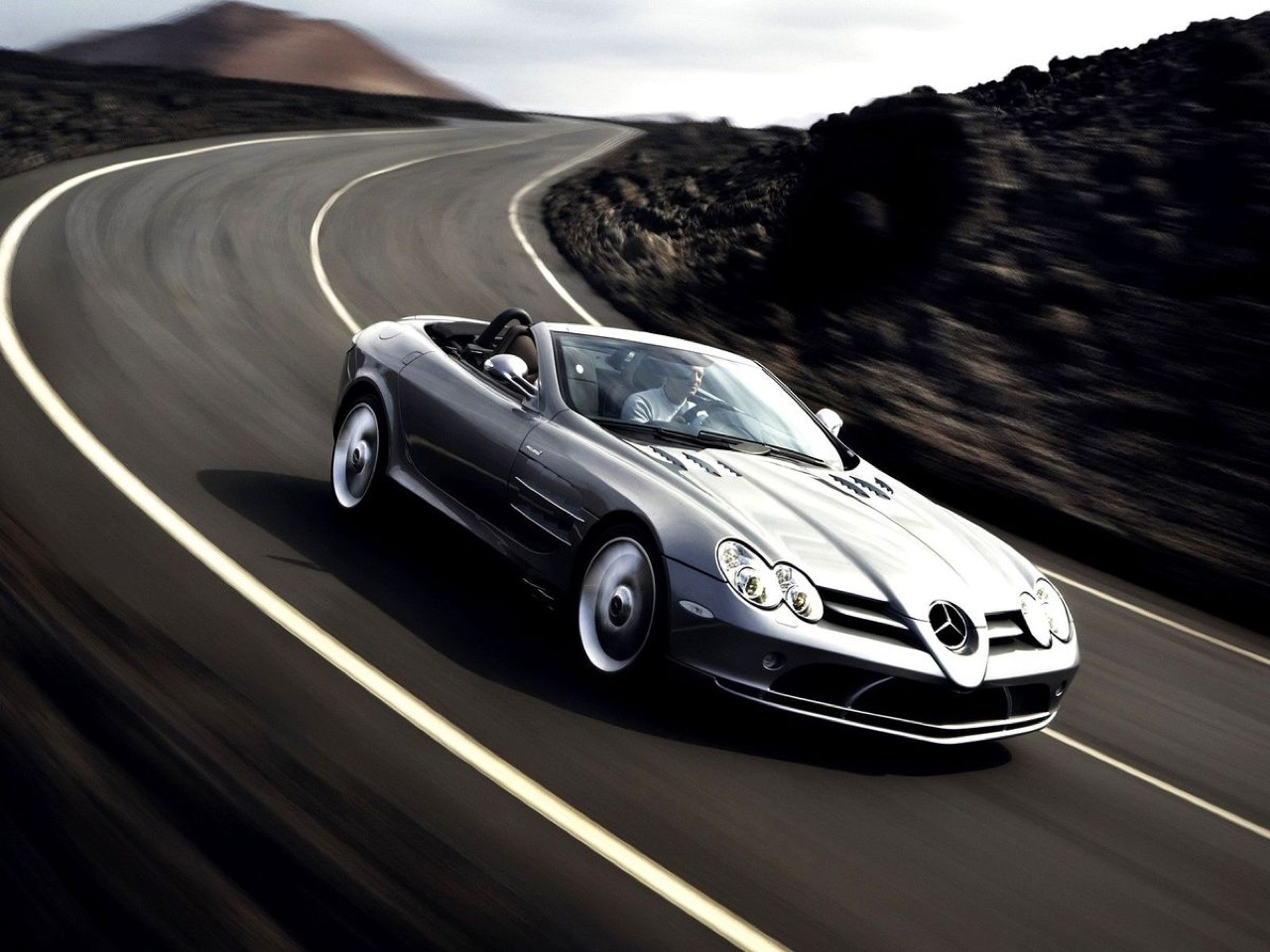Mercedes SLR McLaren Stirling Moss - Bouquet final ! 6