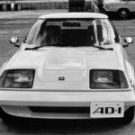 Nissan AD-1, MID4 et MID4-II... Central arrière ! 7