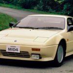 Nissan AD-1, MID4 et MID4-II... Central arrière ! 16