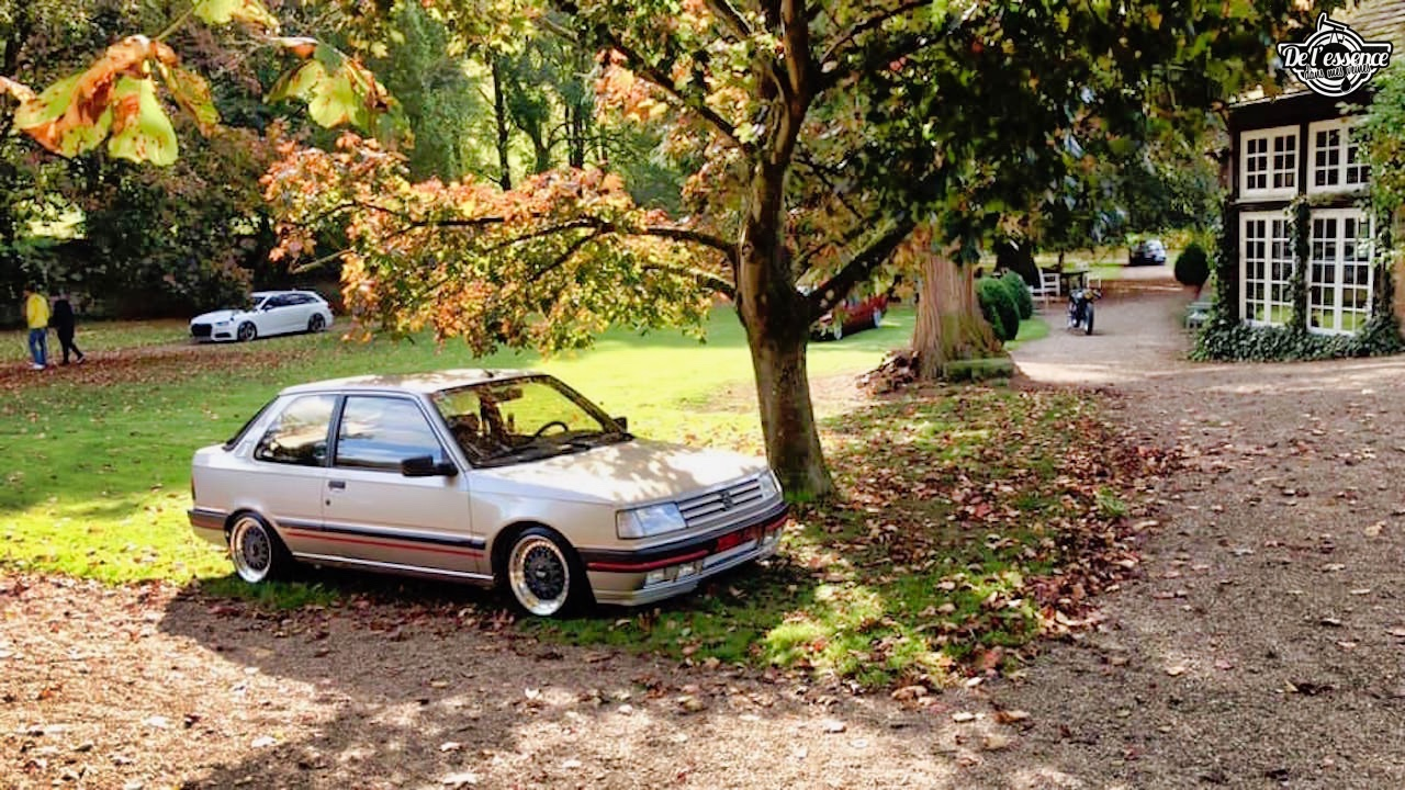 Slammed Peugeot 309 - Simple et sexy ! 6