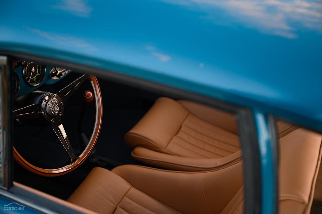 Porsche 356B Notchback '62 - Outlaw Thérapie... 11