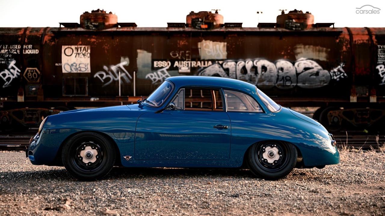 Porsche 356B Notchback '62 - Outlaw Thérapie... 10