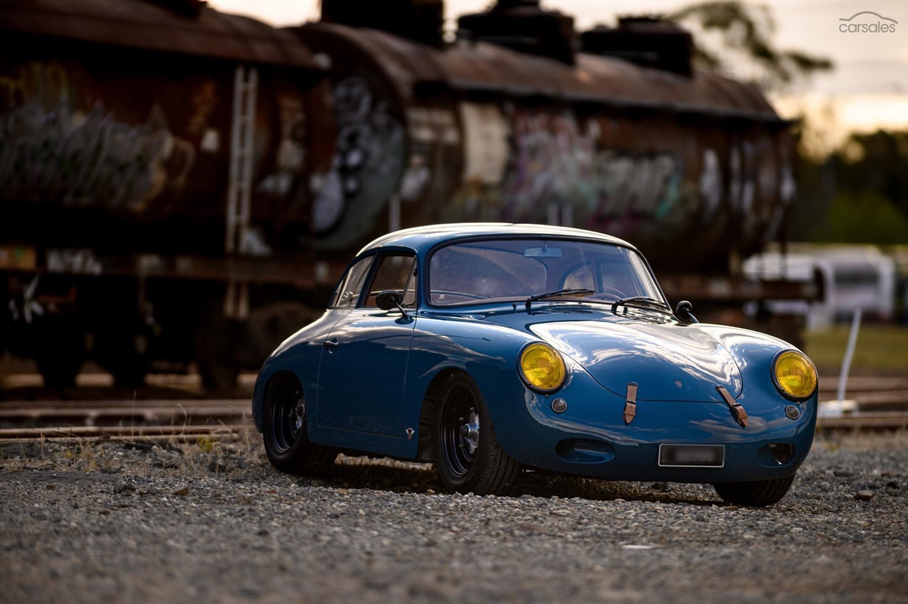 Porsche 356B Notchback '62 - Outlaw Thérapie... 8