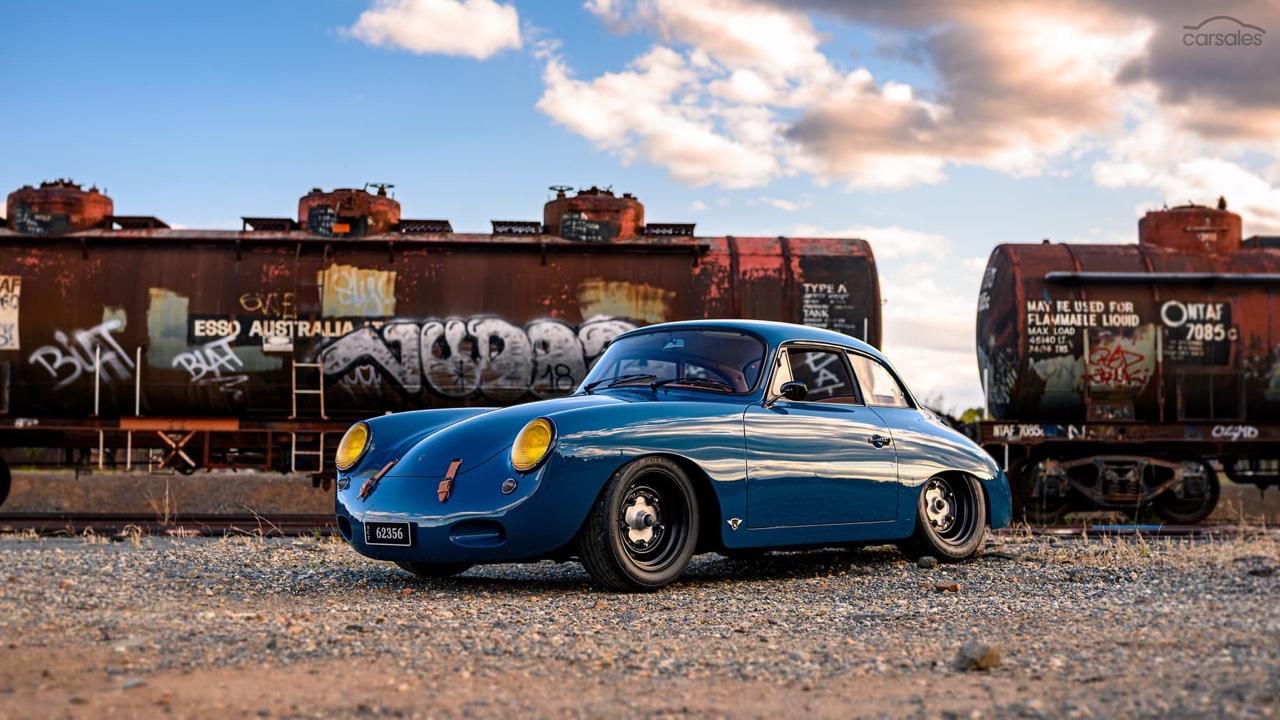 Porsche 356B Notchback '62 - Outlaw Thérapie... 12
