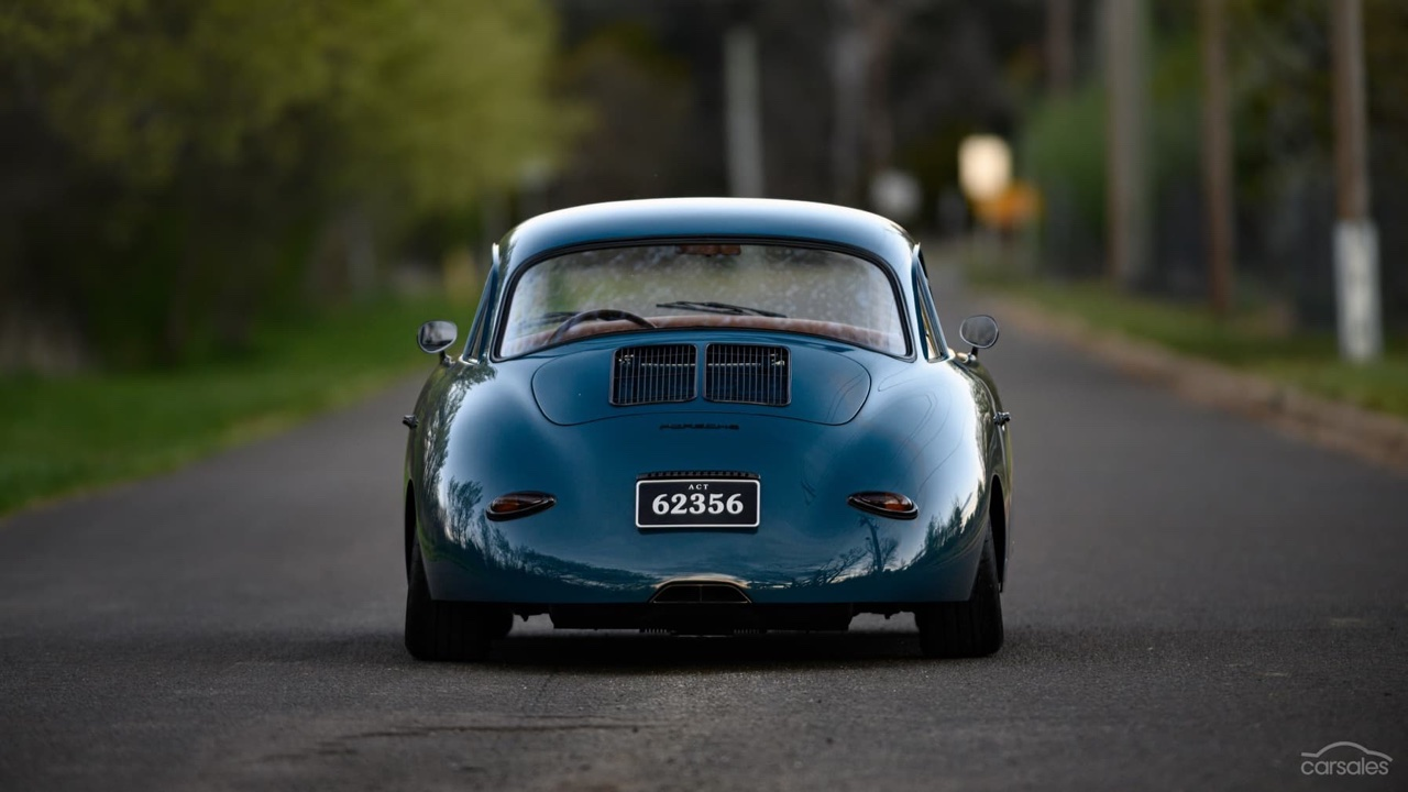 Porsche 356B Notchback '62 - Outlaw Thérapie... 3