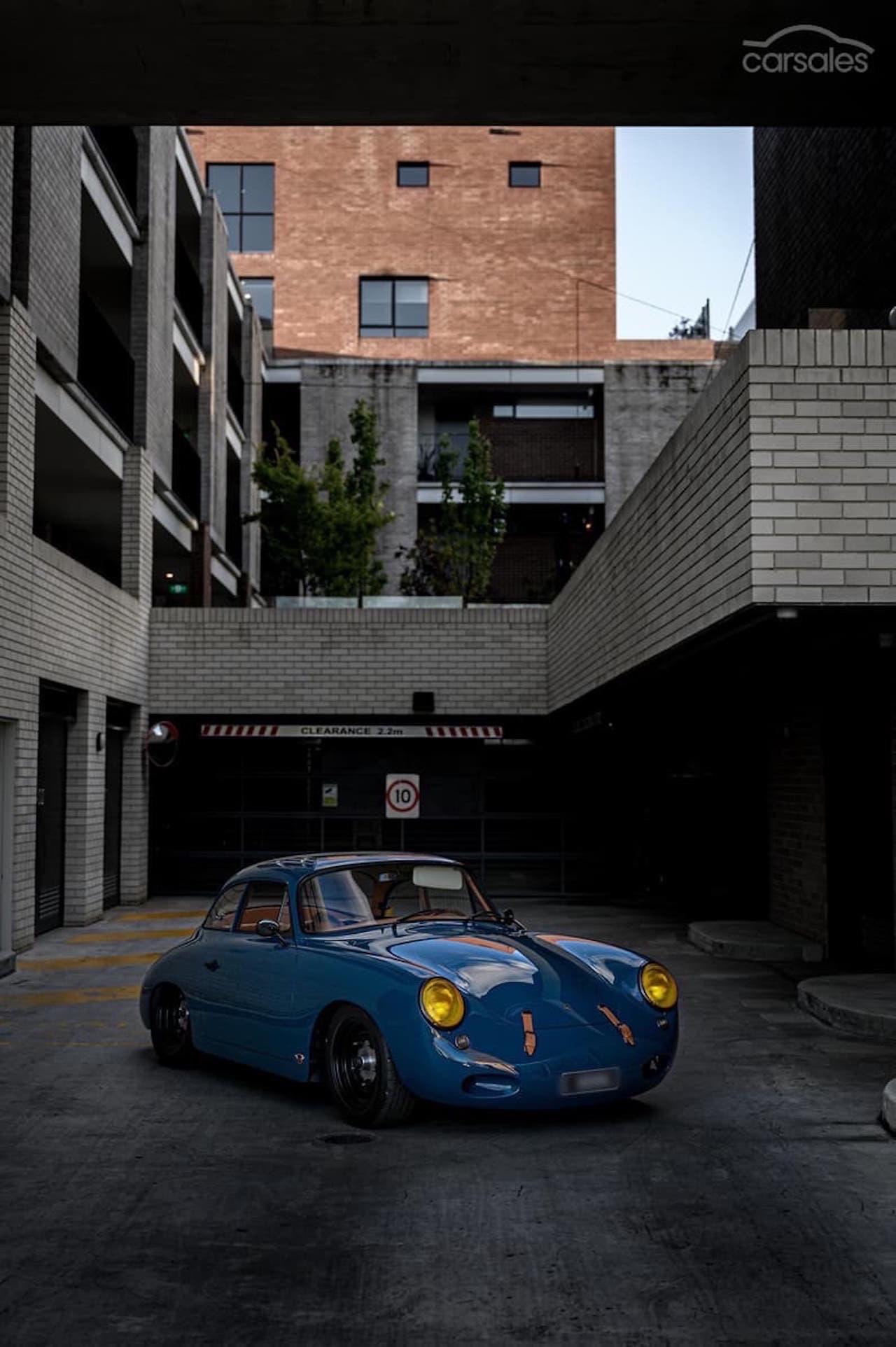 Porsche 356B Notchback '62 - Outlaw Thérapie... 7