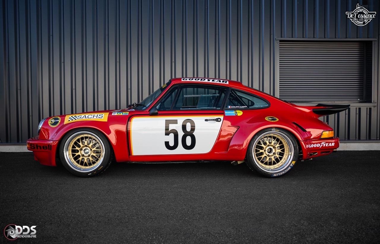 Porsche 911 RSR - 50% restomod, 50% course, 100% MCG Propulsion 19