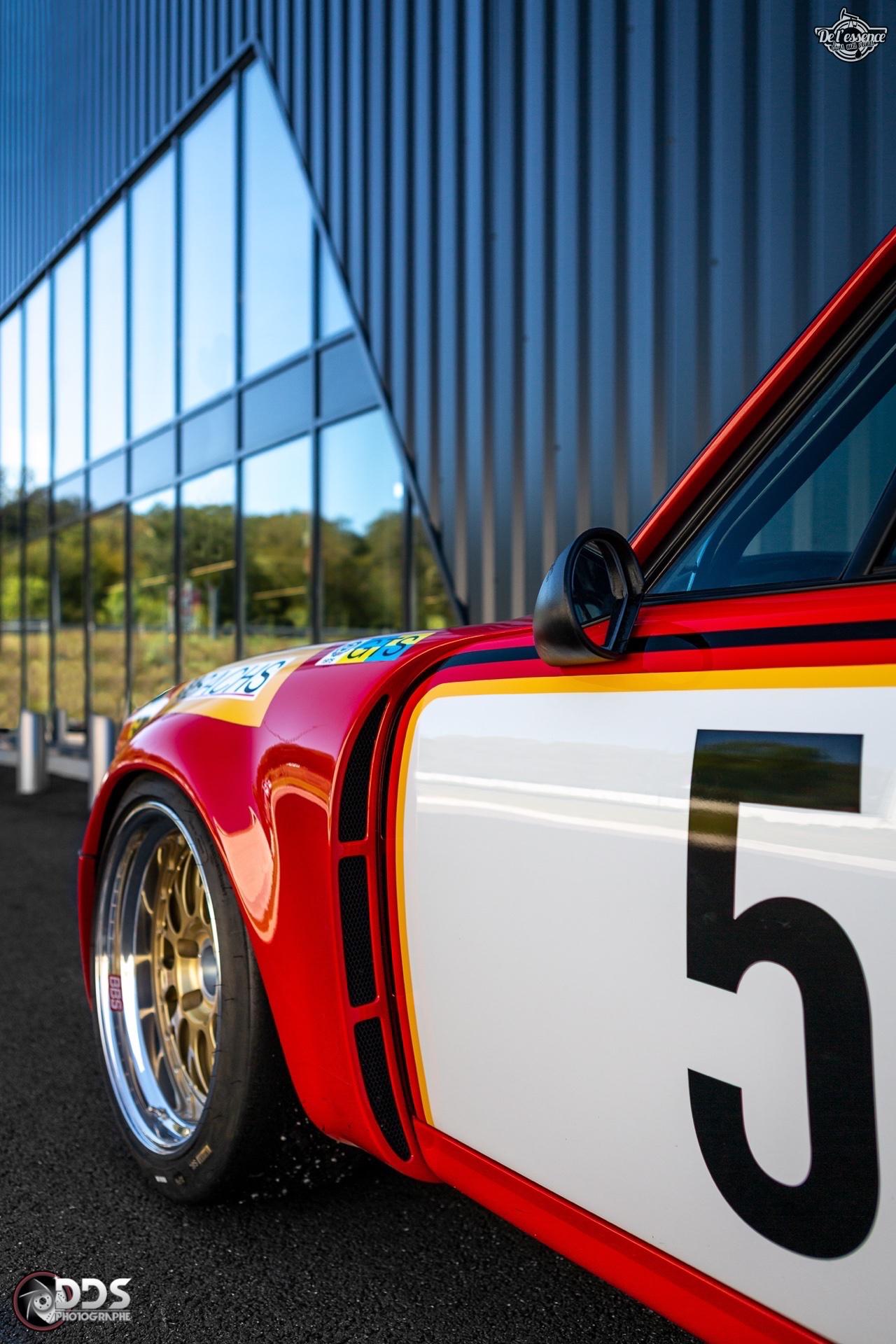 Porsche 911 RSR - 50% restomod, 50% course, 100% MCG Propulsion 16