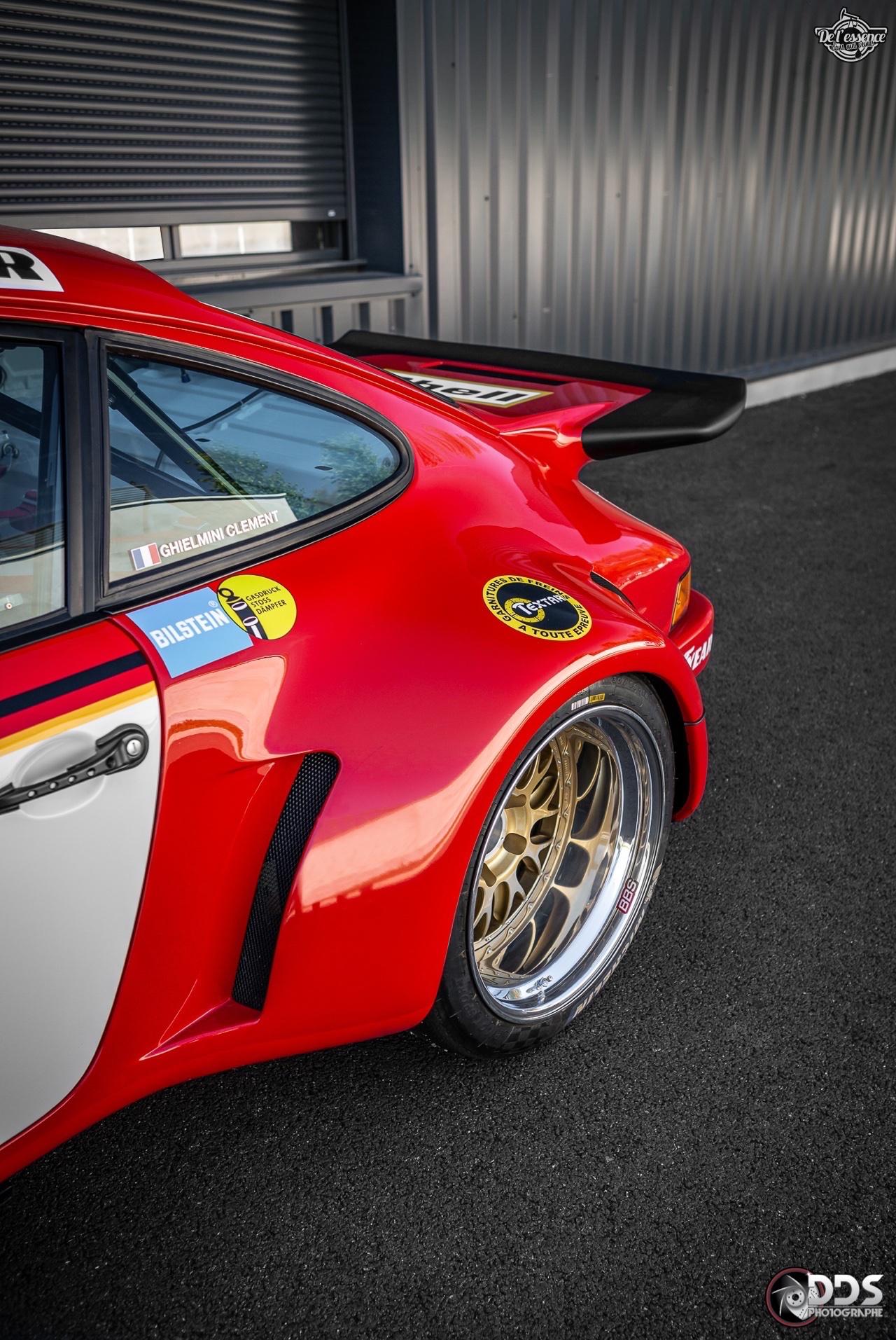 Porsche 911 RSR - 50% restomod, 50% course, 100% MCG Propulsion 44