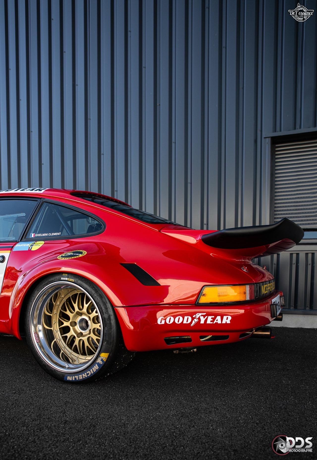 Porsche 911 RSR - 50% restomod, 50% course, 100% MCG Propulsion 11