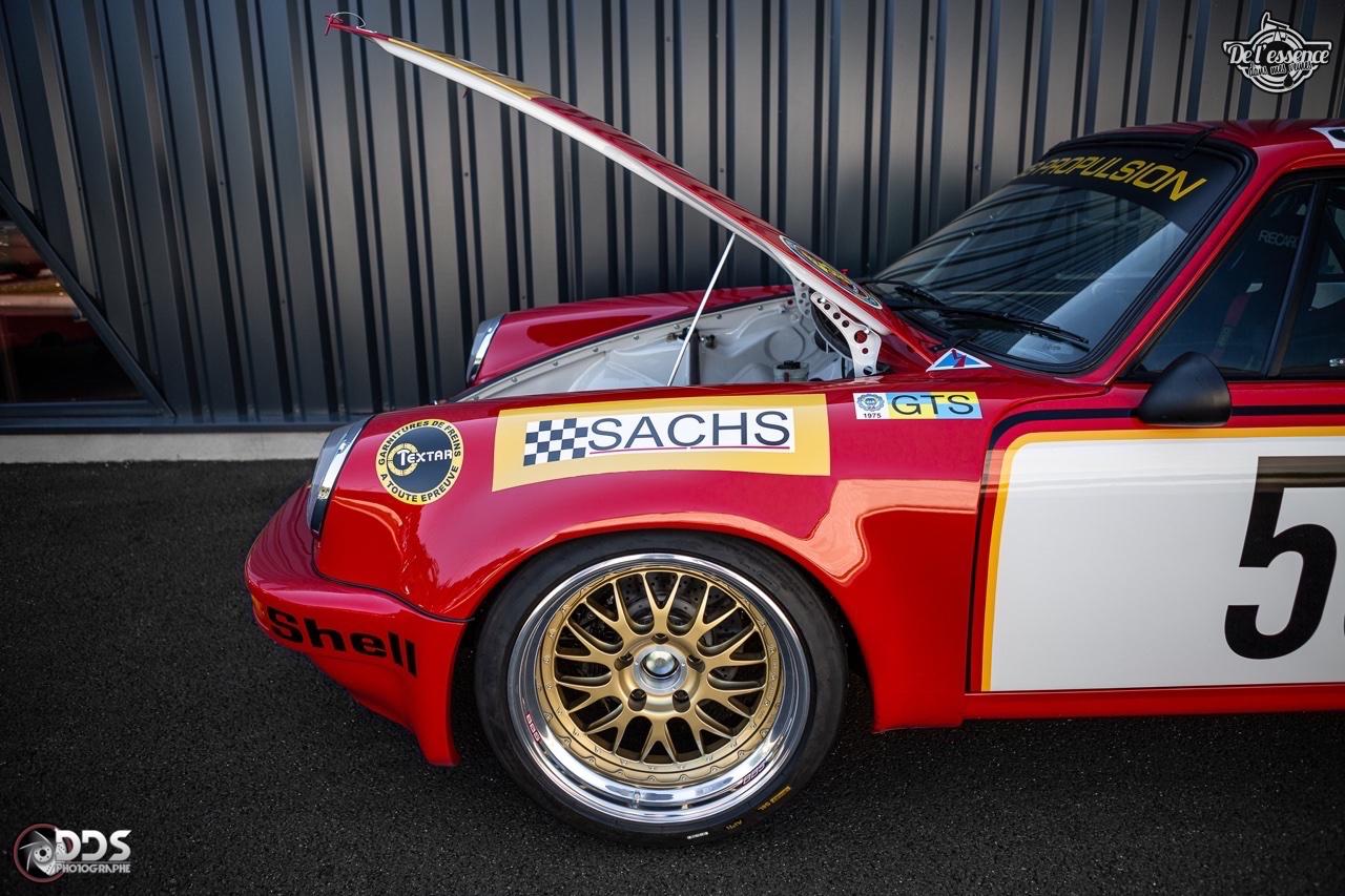 Porsche 911 RSR - 50% restomod, 50% course, 100% MCG Propulsion 6