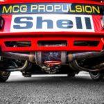 Porsche 911 RSR - 50% restomod, 50% course, 100% MCG Propulsion 37