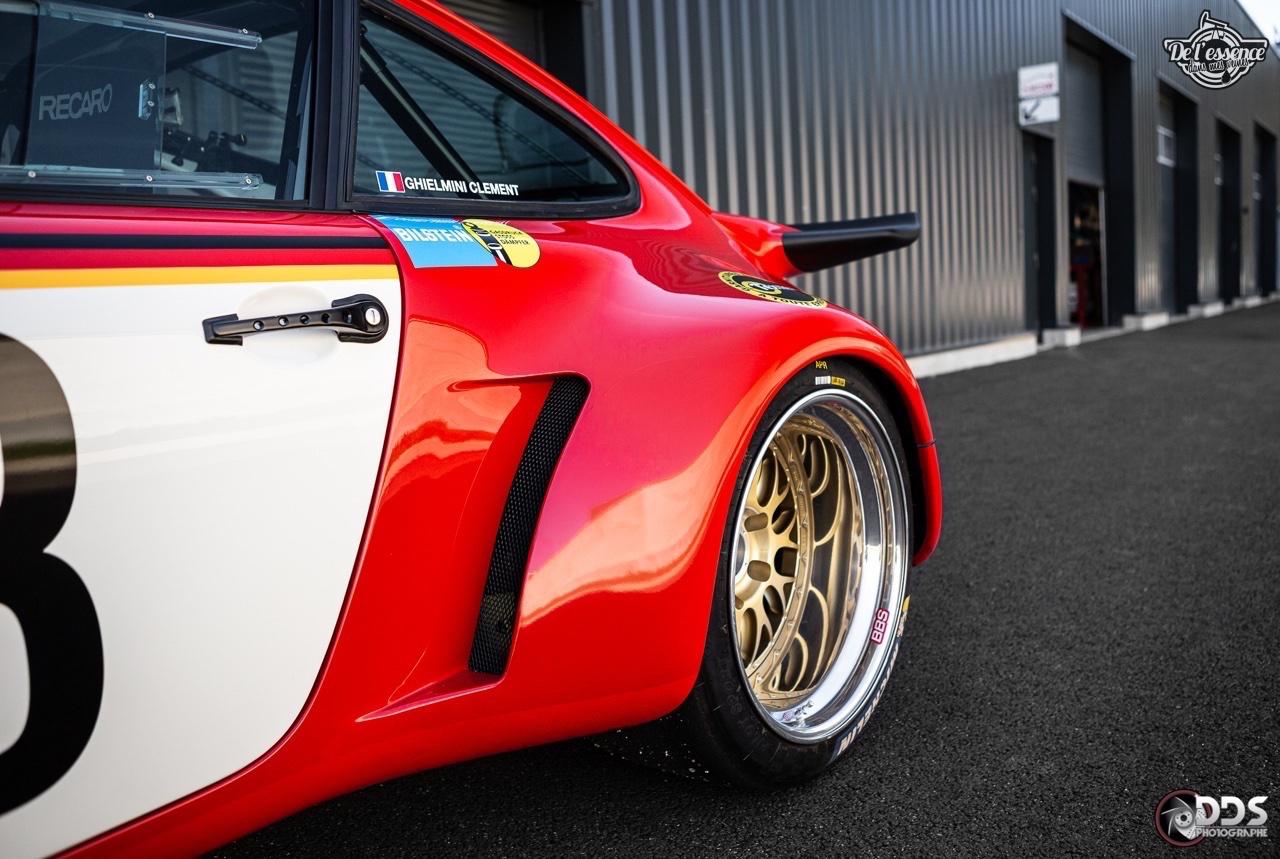 Porsche 911 RSR - 50% restomod, 50% course, 100% MCG Propulsion 15
