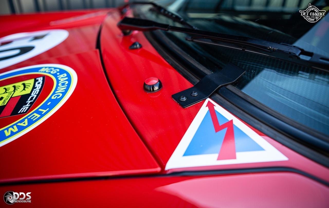 Porsche 911 RSR - 50% restomod, 50% course, 100% MCG Propulsion 28