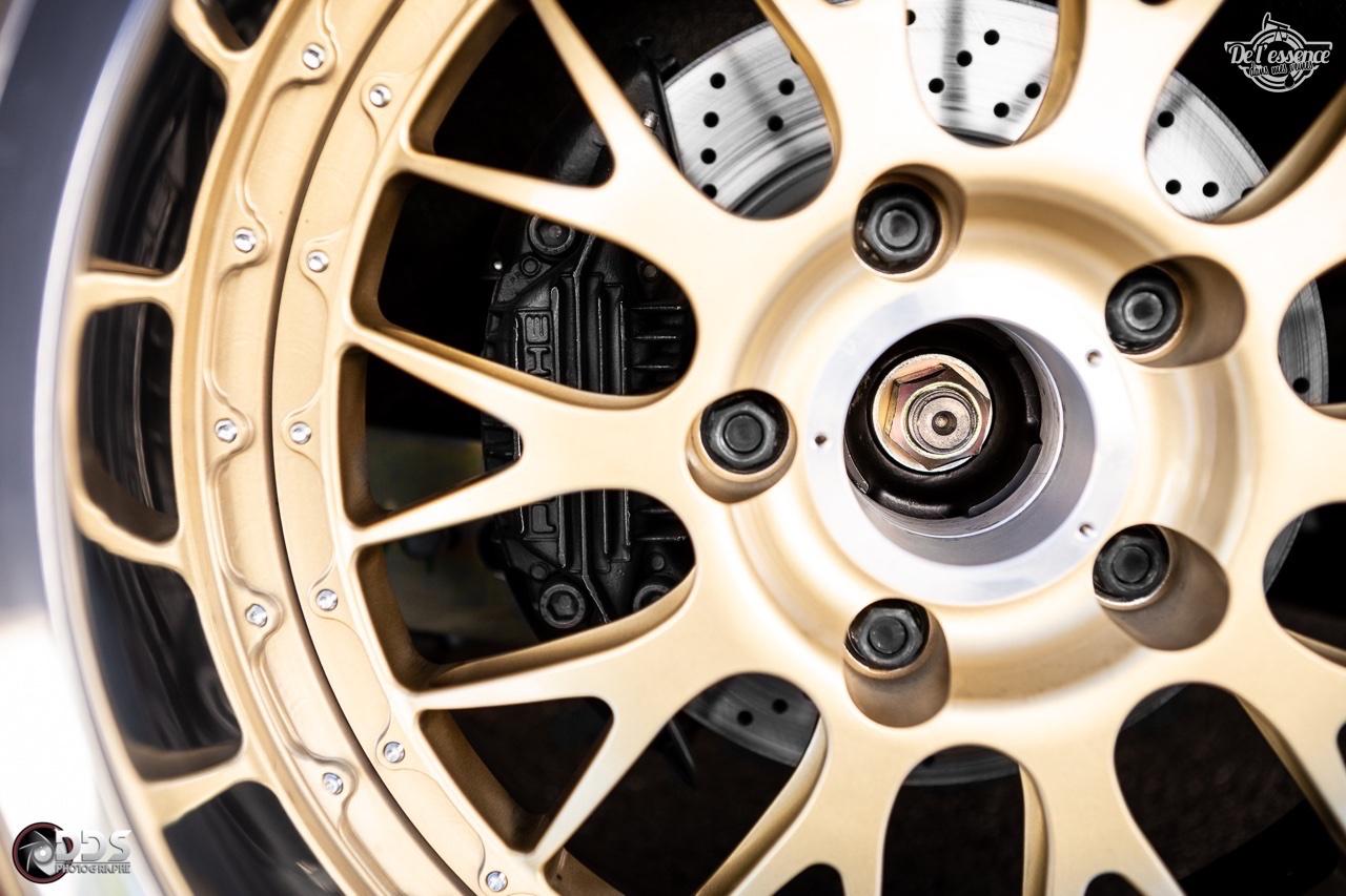 Porsche 911 RSR - 50% restomod, 50% course, 100% MCG Propulsion 29
