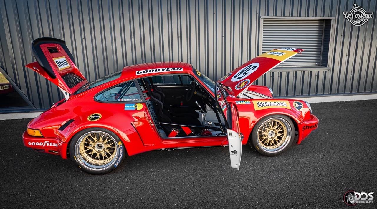 Porsche 911 RSR - 50% restomod, 50% course, 100% MCG Propulsion 32