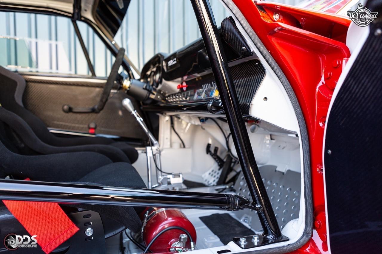 Porsche 911 RSR - 50% restomod, 50% course, 100% MCG Propulsion 42