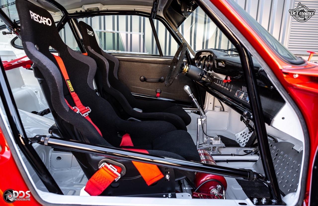 Porsche 911 RSR - 50% restomod, 50% course, 100% MCG Propulsion 38