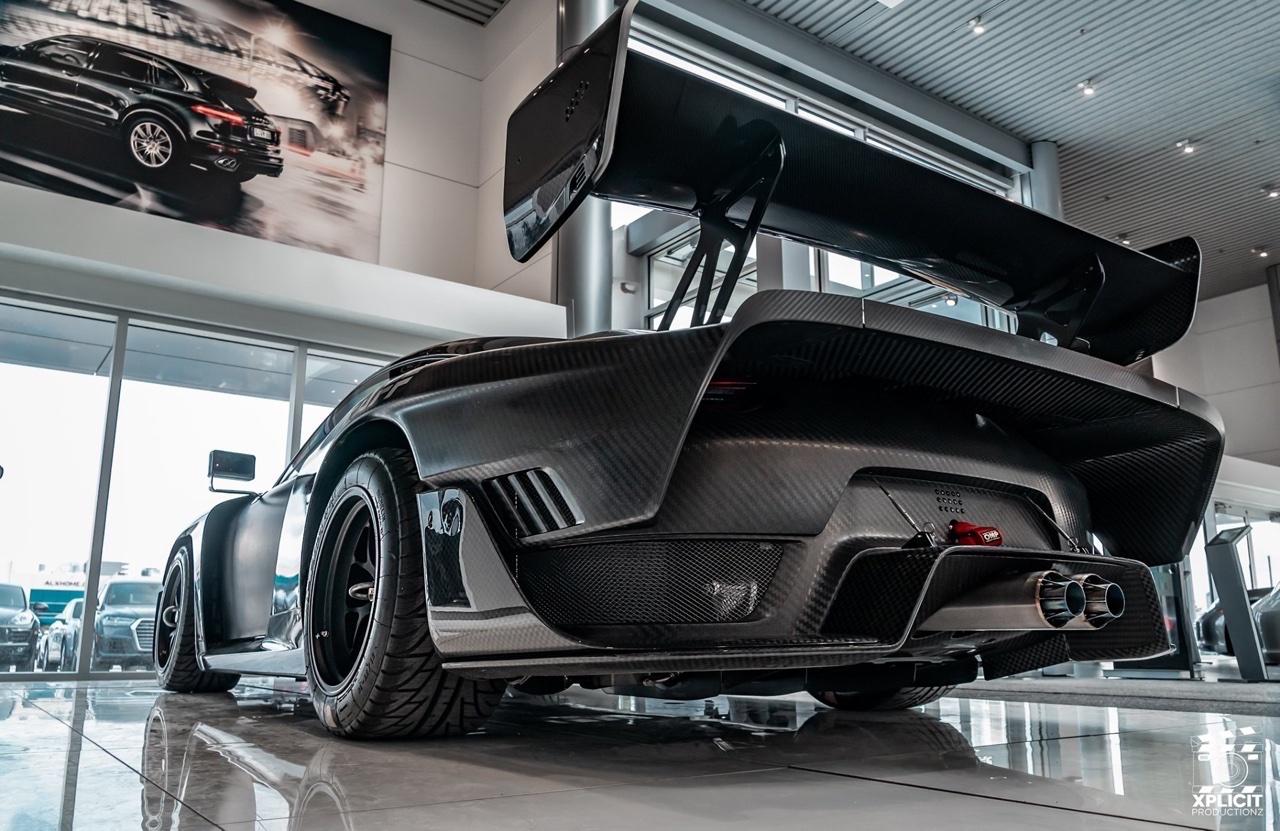 Porsche 935... Full carbone ! 12