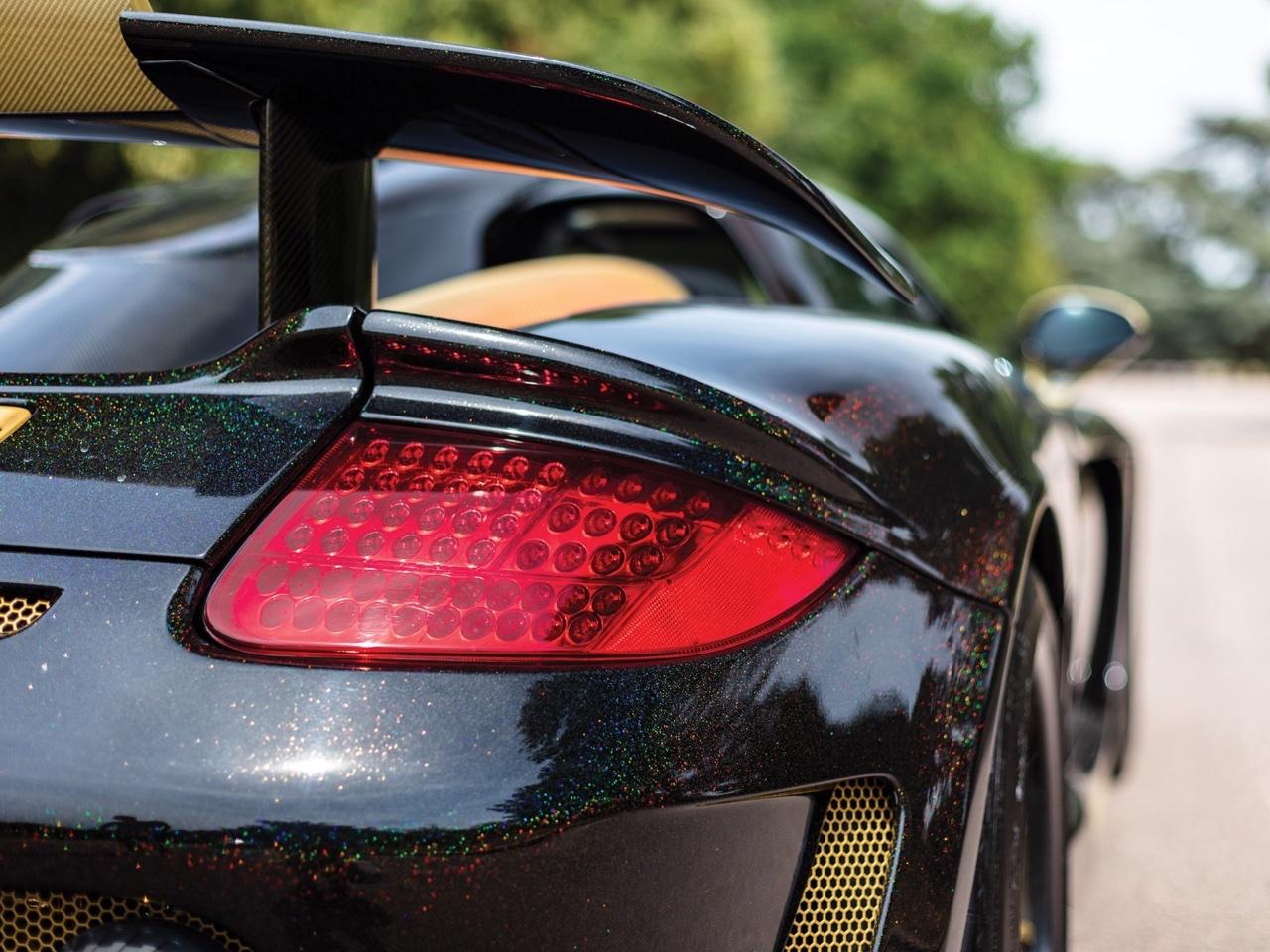 Porsche Carrera GT -> Gemballa Mirage GT Gold Edition : La caisse à Samuel ! 2