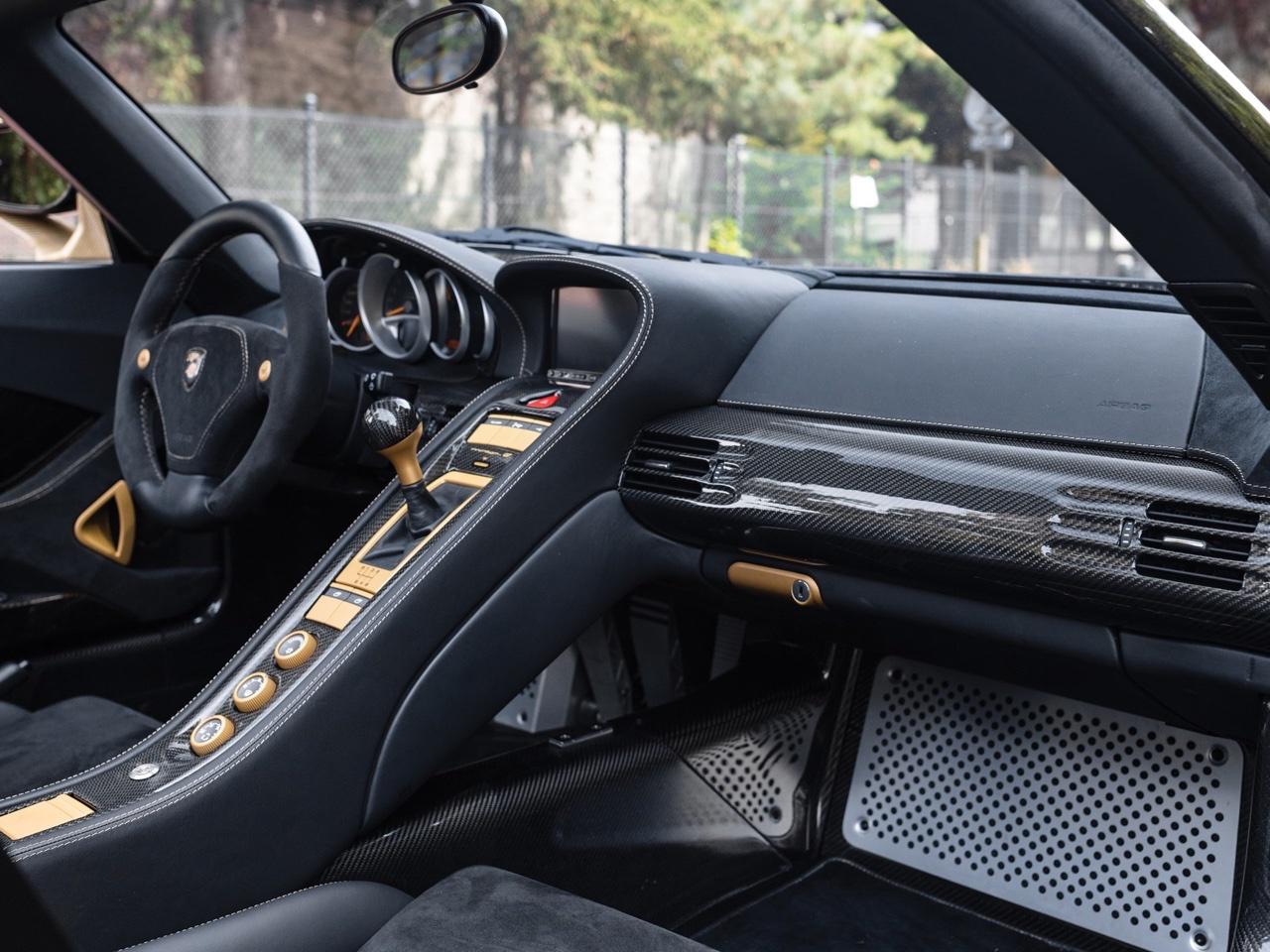 Porsche Carrera GT -> Gemballa Mirage GT Gold Edition : La caisse à Samuel ! 14